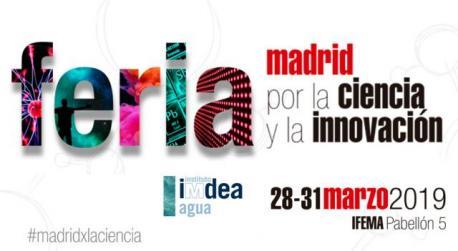 Feria por la CIencia y la Innovación. IFEMA.