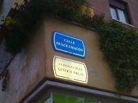 Calle Dulce Chacón, antigua calle General Orga. (Wikipedia)