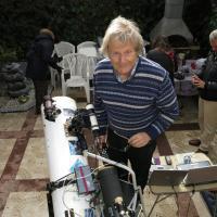 Alberto Martos es uno de los referentes en las misiones espaciales con colaboración española