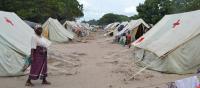 Desplazados por las inundaciones de febrero 2013