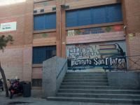 Instituto San Mateo de Madrid cerrado