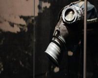 mascara de gas