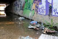 El tunel de los horrores en la Garena